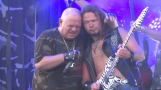 Dirkschneider - Balls To The Wall LIVE (Bang Your Head 2016)