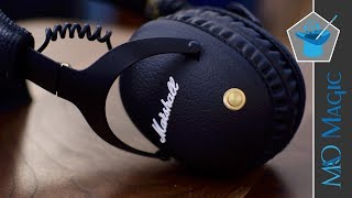 Marshall Monitor Bluetooth Headphones with aptX - Review