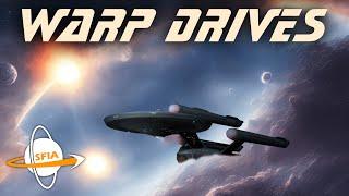 FTL03: Alcubierre Warp Drives