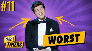 WORST WEDDING EVER (Part Timers #11)