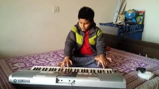 Kaun Tujhe Piano Cover By  Sohom Chowdhury