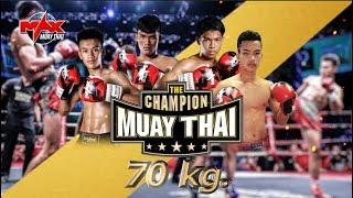 The Champion Muay Thai June 30th, 2018