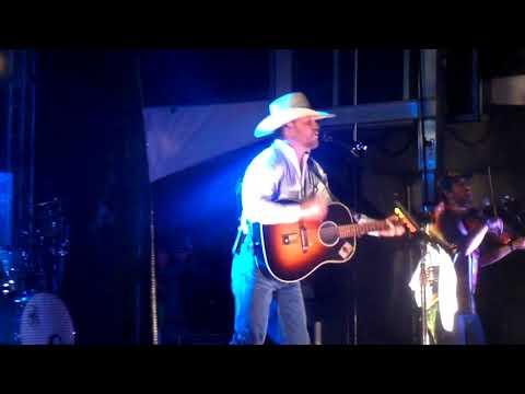 Cody Johnson - Doubt Me Now @ Tumbleweed Music Festival (61518) New Song