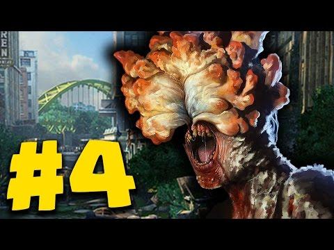 ST3PNY VS CLICKER & RUNNER.. AIUTO!! - The Last Of Us #4