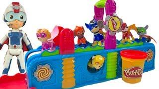 Paw Patrol Play Doh Mega Fun Factory