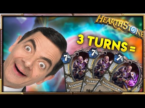 Xxx Mp4 3 TURNS 3x Archbishop Benedictus BEST Moments Ep 110 Hearthstone 3gp Sex