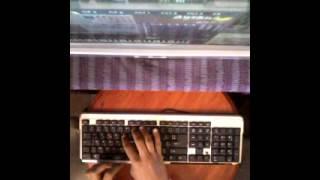 Tum Hi Ho Sur le Clavier -FL Studio-