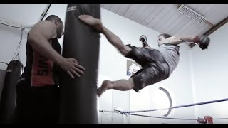 CrossFit alternatives Techniques - MMA Training and Workout - performed by Hugo Bariller