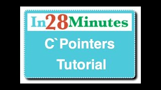 Pointers in C - a Tutorial with Examples