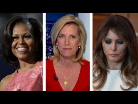 Ingraham A first lady double standard