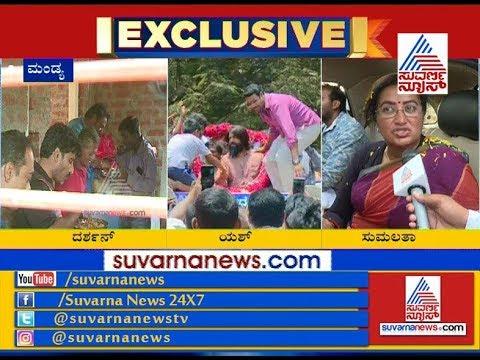 Xxx Mp4 Mandya Will Not Tolerate Any Remark Against Darshan Yash Sumalatha 3gp Sex
