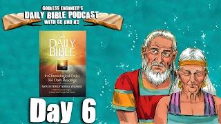 Sarai and Hagar, Abraham Circumcision || GE's Daily Bible Podcast, Day 6