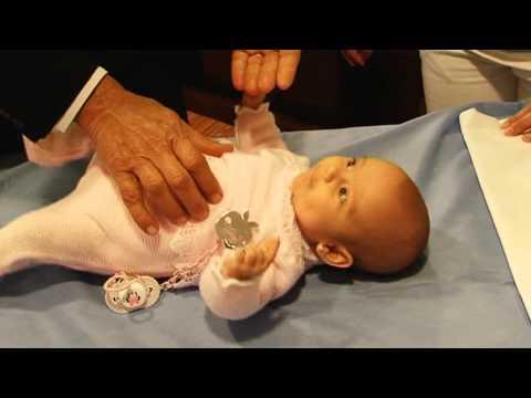 ¿ Cómo debe dormir el bebé ?