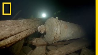 Cursed Shipwreck Yields Treasure and Human Remains | National Geographic