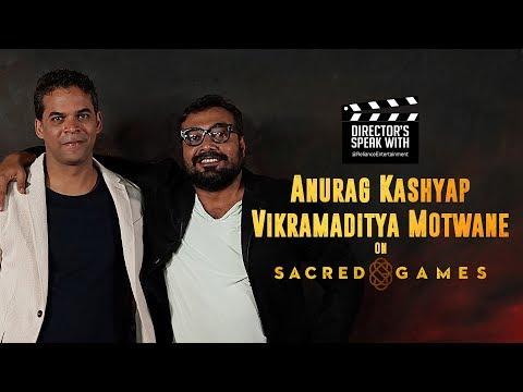 Xxx Mp4 DirectorsSpeak About Sacred Games Vikramaditya Motwane Anurag Kashyap August 8 2018 3gp Sex