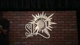 Anthony Anderson Comedy Spot April 15 2010