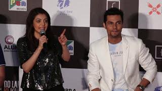 Kajal Agarwal Finally Speaks Up On Kissing Scene With Randeep Hooda | Story Behind Kissing