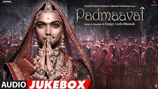 Full Album: Padmaavat | Deepika Padukone | Ranveer Singh | Shahid Kapoor | Sanjay Leela Bhansali
