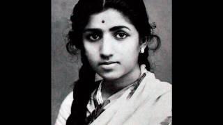 Keno kichhu katha balona ~Lata Mangeshkar/ কেন কিছু কথা বল না~ লতা মঙ্গেশকর