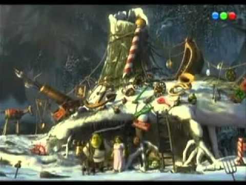 Shrek especial de navidad