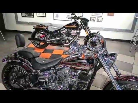 2016 CVO Pro Street Breakout Harley-Davidson VS 2014 CVO Breakout Comparison