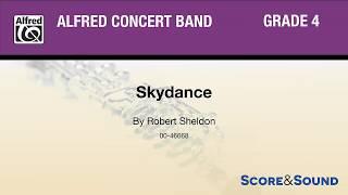 Skydance, by Robert Sheldon – Score & Sound