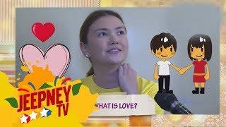 Jeepney TV: Angelica's Slambook
