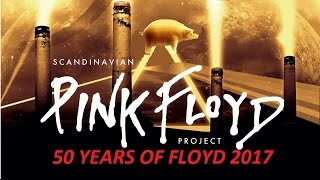 PINK FLOYD PROJECT - 50 YEARS OF FLOYD 2017