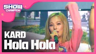Show Champion EP.238 KARD - Hola Hola [카드 - 올라 올라 ]