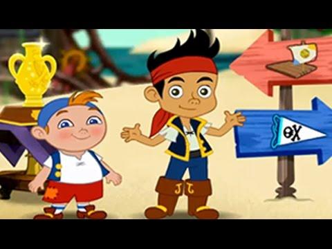 Jake y los Piratas de Nunca Jamas ►Juegos de Nunca Jamás