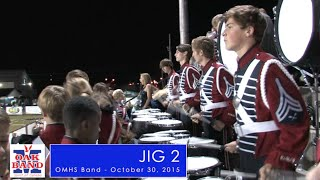 Awesome Tenors, Snares and Basses! - The 2015 Edition of