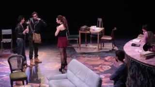 "T.N.""Marin Sorescu"" Craiova - Lanford Wilson -""Hot l Baltimore"", regia: Peter Schneider"
