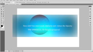 How to Make 3D Shapes in Photoshop