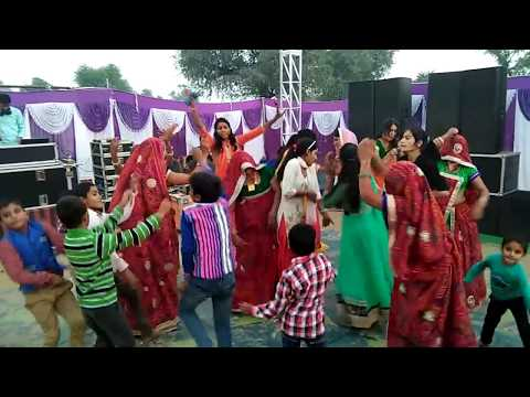 Modi song dance in marriage