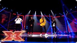 Rak-Su bring original song Mamacita to the Live Show stage! | Live Shows | The X Factor 2017
