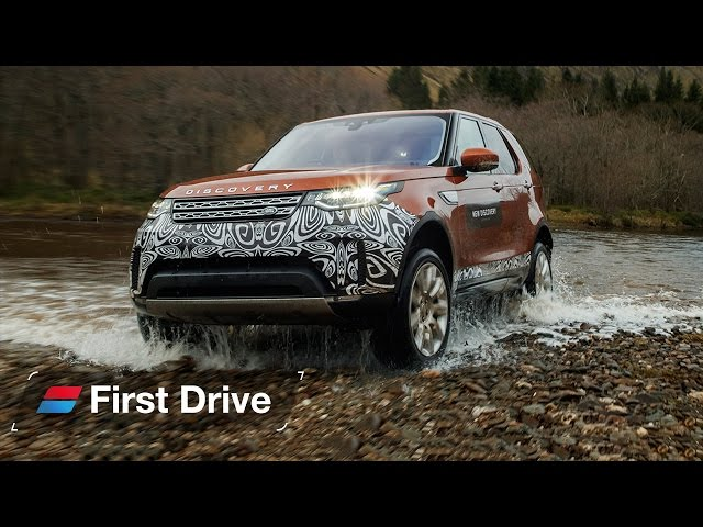 2017 Land Rover Discovery prototype first drive review
