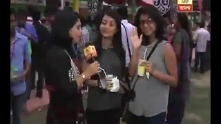 Stars from 'Bodhuboron' serial enjoying mango festival 'Amantran'