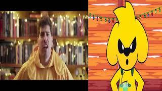 Comparacion Diamantito 2 Animado y Diamantito 2 Vida Real especial 30 subs By Play MGD