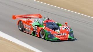 1981 - 1991 FIA Mfg. Championship IMSA GTO/GTP Cars - Rolex Monterey Motorsports Reunion