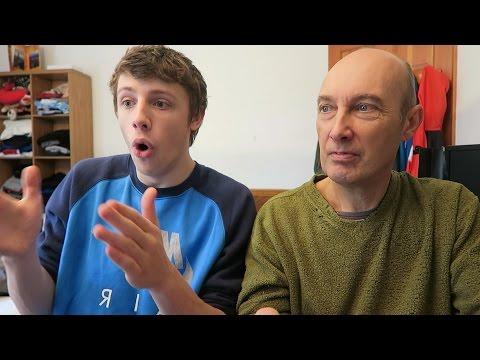 FIFA 16 - EPIC FUT DRAFT WITH MY DAD!!