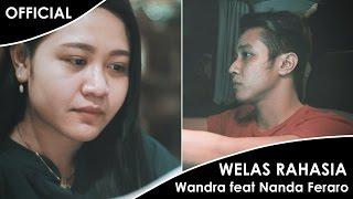 wandra feat nanda feraro welas rahasia official music video