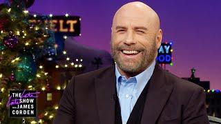 John Travolta Plays Monopoly for Keep$