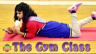 The Gym Class | Rahim Pardesi