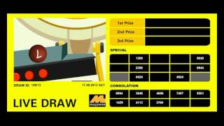 Results MAGNUM live draw 149 Saturday