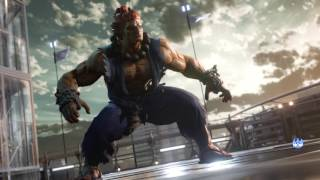 TEKKEN 7 Story Mode - Kazuya vs Akuma Full Fight (1080p 60fps) PS4 Pro