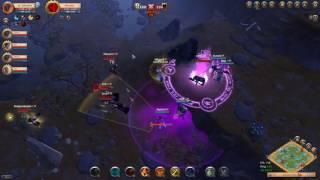 Pike GvG Gameplay! FINSTACK vs ASCENDED