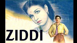 Ziddi│Full Hindi Movie│Dev Anand, Kamini Kaushal│Part 2