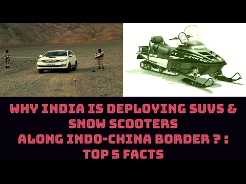 Xxx Mp4 WHY INDIA IS DEPLOYING SUVs SNOW SCOOTERS ALONG INDO CHINA BORDER TOP 5 FACTS 3gp Sex
