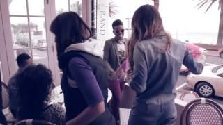 Toya Delazy meets Rihanna
