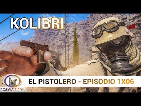 Battlefield 1 El Pistolero